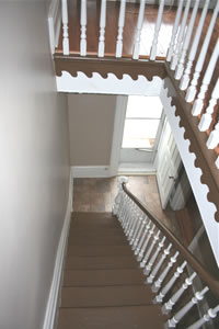 Edwardian Refinished Staircase